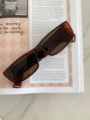Billie sunglasses ☆ Brown