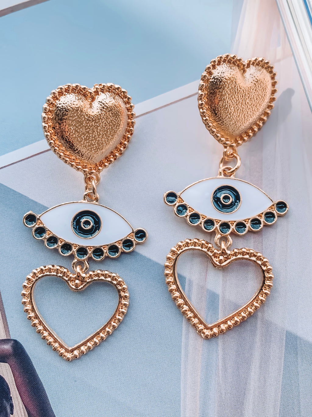 L.A. Love earrings