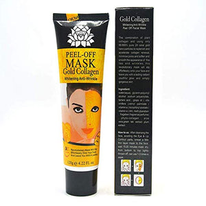BUY 1 TAKE 1 - 24K Gold Collagen Peel off Mask
