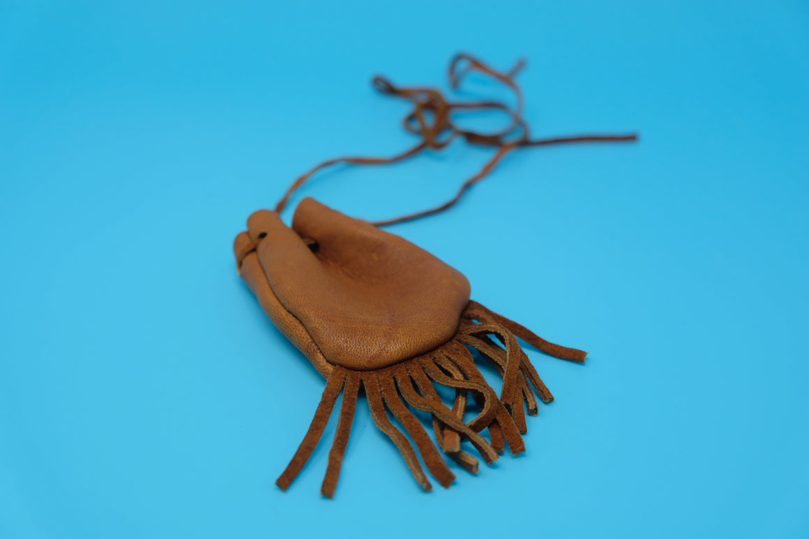 Talisman Pouch Necklace