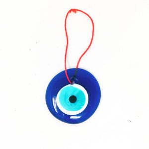 Evil Eye and Kabbalah Red String Amulet for the Home