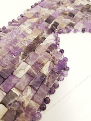 Healing Crystal Masks in Amethyst, Black Obsidian, Jade or Rose Quartz - All Natural Stone