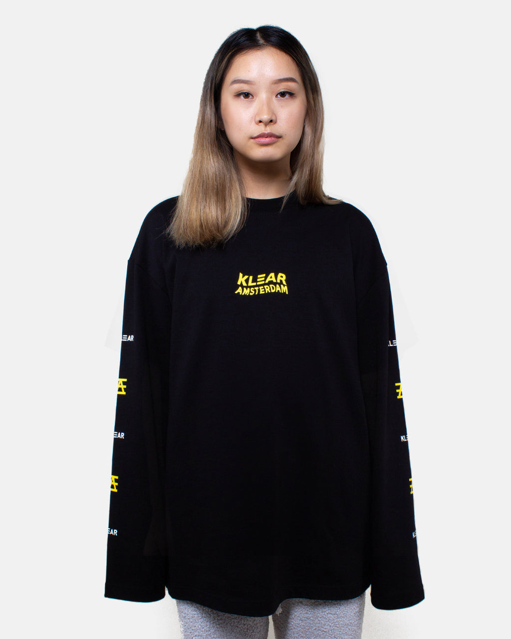 KLEAR Logo Long Sleeve €59,95