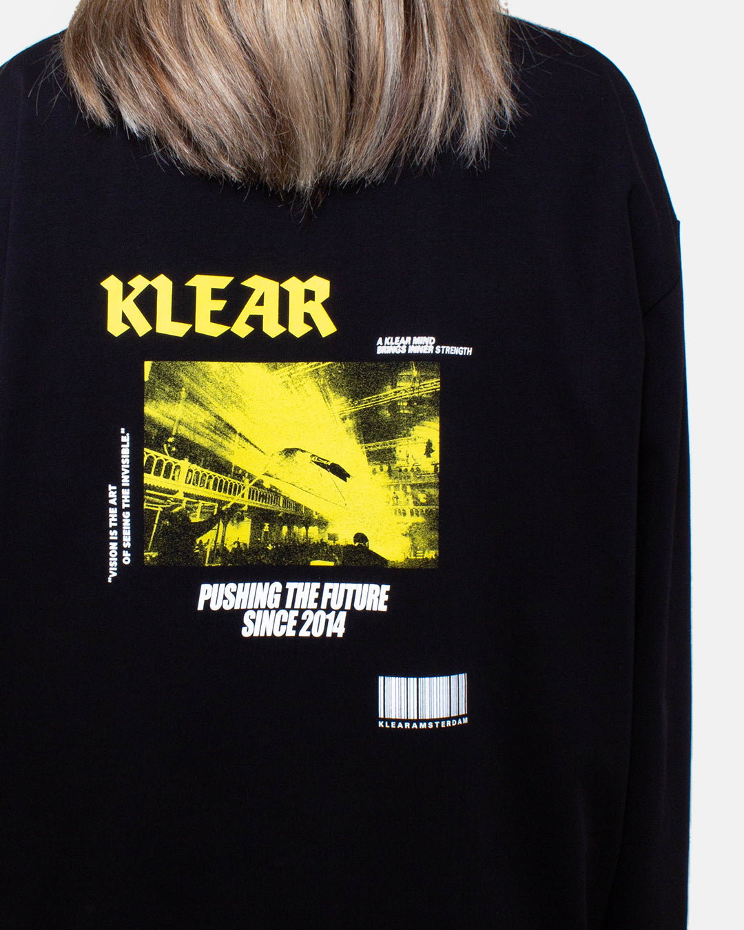 KLEAR Logo Long Sleeve  €45