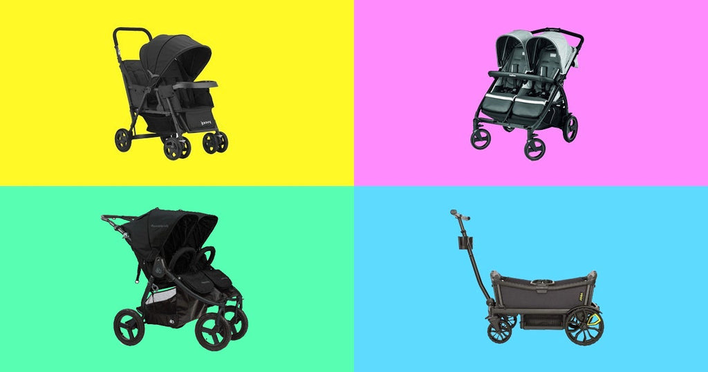 For parents of multiple kids, finding the best double stroller is true a godsend