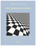 Smart Little Kids Learning Activities: Enjoy Hours of Fun Activity Book Includes Jumble Word