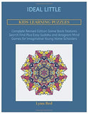 Ideal Little Kids Learning Puzzles: Complete Revised Edition Game Book Features Search Find