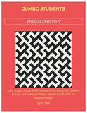JUMBO STUDENTS WORD EXERCISES: Early Grades Puzzle Book Has Word Find Along With Sudoku Puzzles