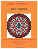 ABSOLUTE STUDENTS BRAIN PUZZLES: Mesmerizing Game Workbook Comprises of Jumble Word