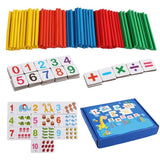 Kids Montessori Math Toys