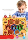Montessori Educational Wooden Toys