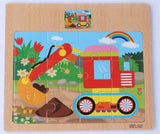 Educational Wooden Toys for Children