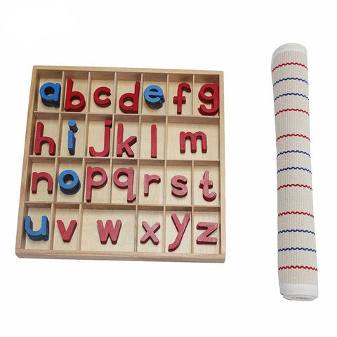 Small Letter Box  Educational Toys