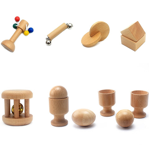 Music & Sound  Wood Toys
