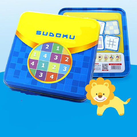 Children Develop Intellectual Sudoku  Book