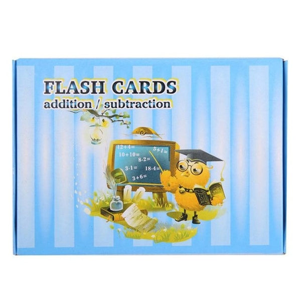 Kids Educational Learning Card