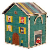 Green House Toy Storage Basket by RiceDK