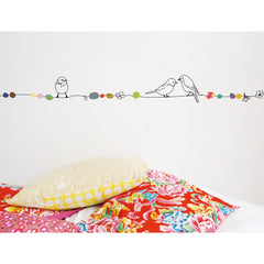 Mimi'Lou Birds Wall Sticker