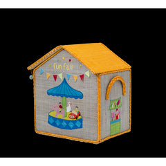 Funfair Toy Storage Basket by RiceDK