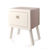 """Si-Ta"" Side Table (Musk)"