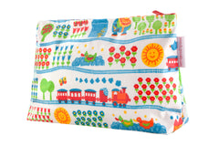ByGraziela Trainset Children'sToiletry Bag