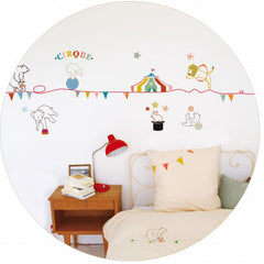 Mimi'Lou Circus Wall Sticker