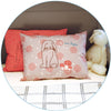 Mimi'Lou Little Rabbit Cushion