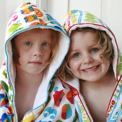 ByGraziela Train Hooded Towel