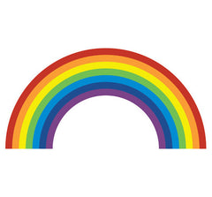 Rainbow Wall Sticker