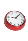 Retro Steel Wall Clock