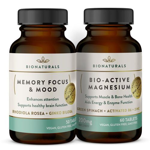 Focus + Feel Good Kit - BioNaturals