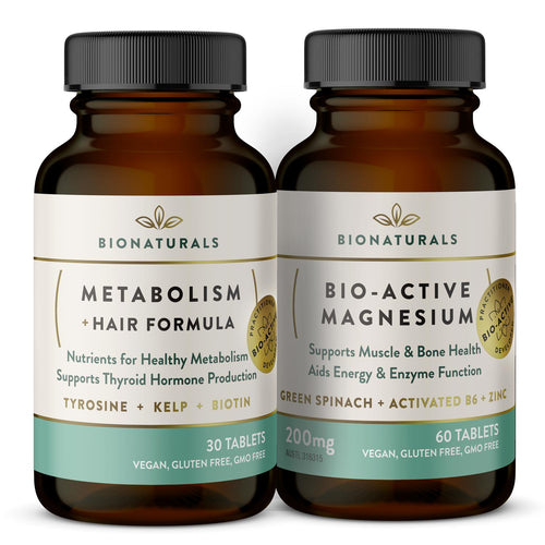 Metabolism + Energy Boost Kit - BioNaturals Health