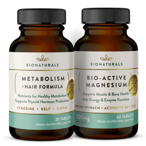 Metabolism + Energy Boost Kit - BioNaturals