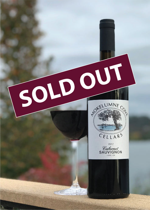 2017 Cabernet Sauvignon -- SOLD OUT