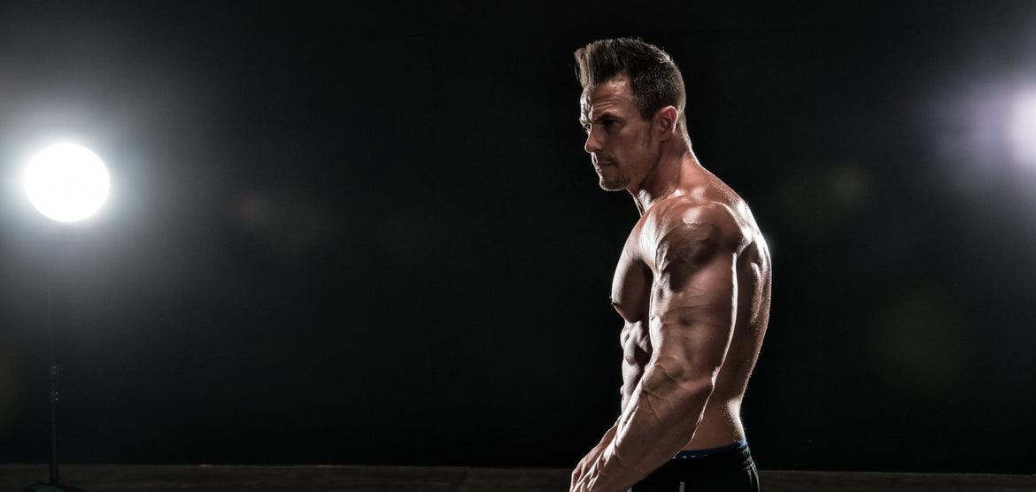 Warrior Fuel Athlete Jed Leishman: NPC Utah Cup