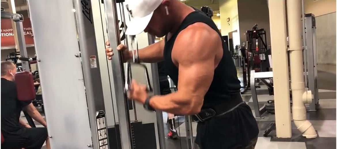 Big Arm Day Workout