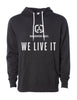 Warrior Fuel Men's Pullover Hoodie