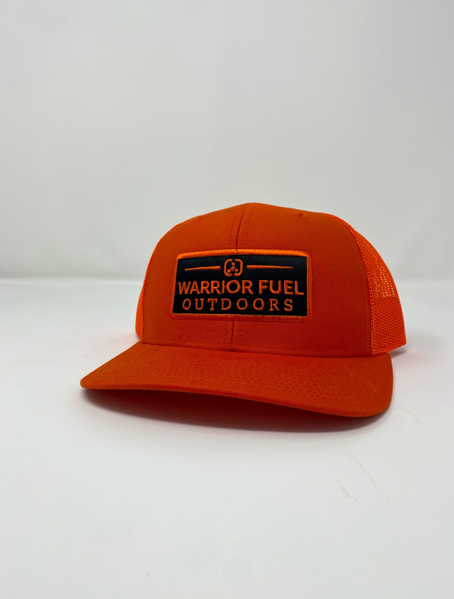 Hunter Orange Outdoors Hat
