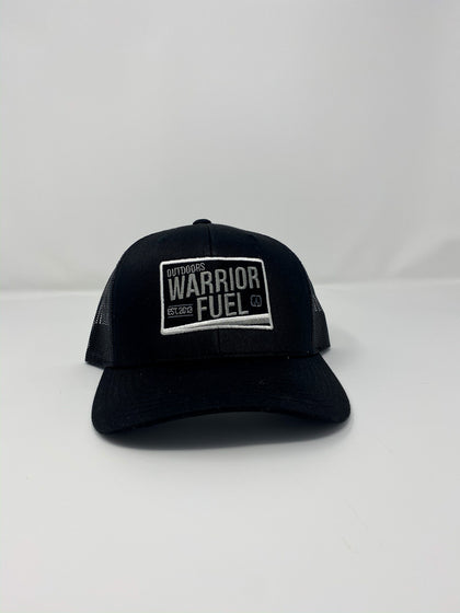 Warrior Fuel Outdoors - Black Hat - warriorfuelsupplements.com