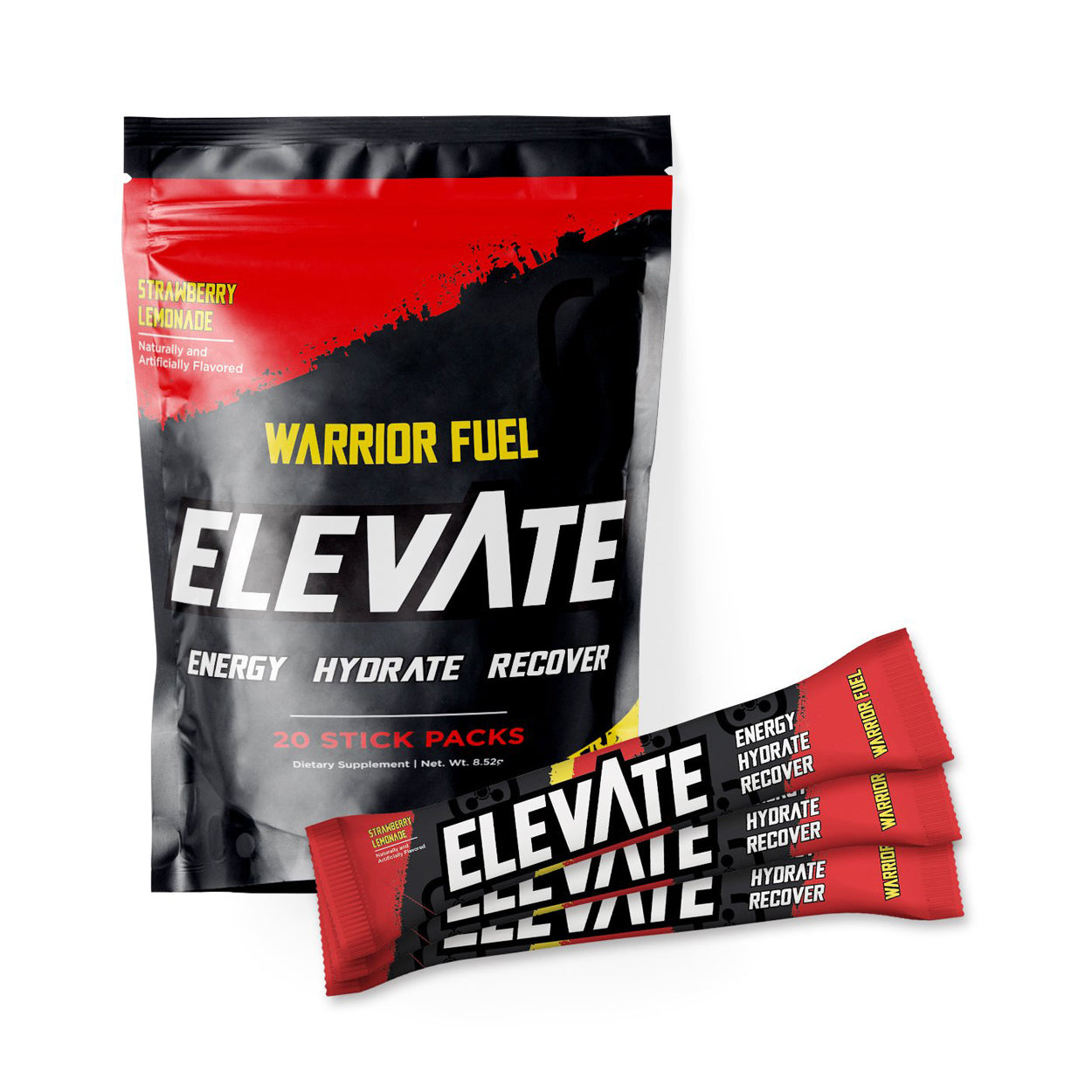 ELEVATE (Strawberry Lemonade)
