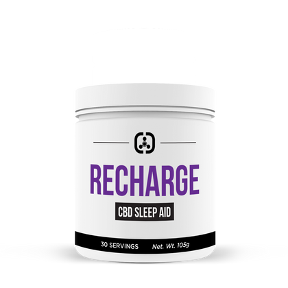 Recharge CBD - warriorfuelsupplements.com