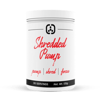 Shredded Pump - warriorfuelsupplements.com