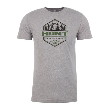 Warrior Fuel Mountain HUNT Tee