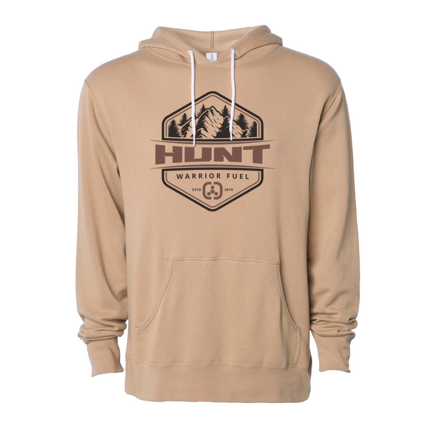 Tan Hunt Hoody