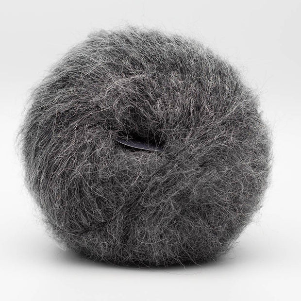 Baby Silk Fluffy Grey Melange 2101