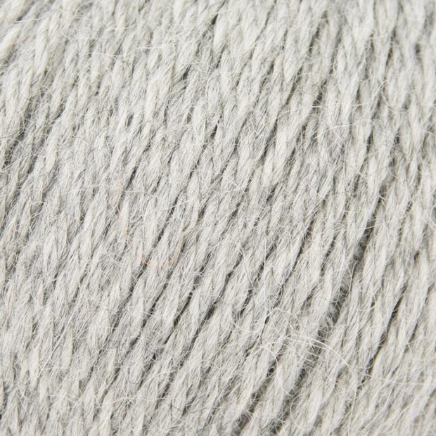 Baby Alpaca Light Grey 21