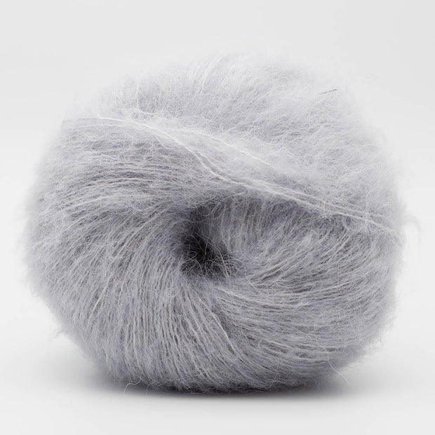 Baby Silk Fluffy Pale Grey 2989
