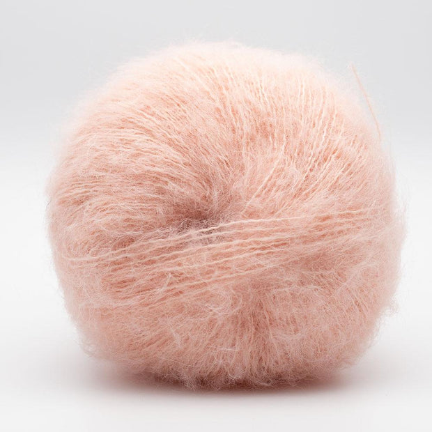 Baby Silk Fluffy Pale Peach 21011