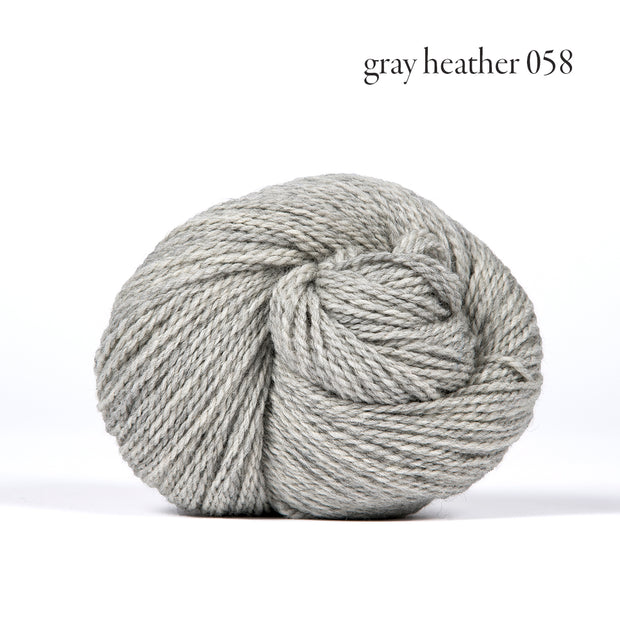 Scout Gray Heather 058