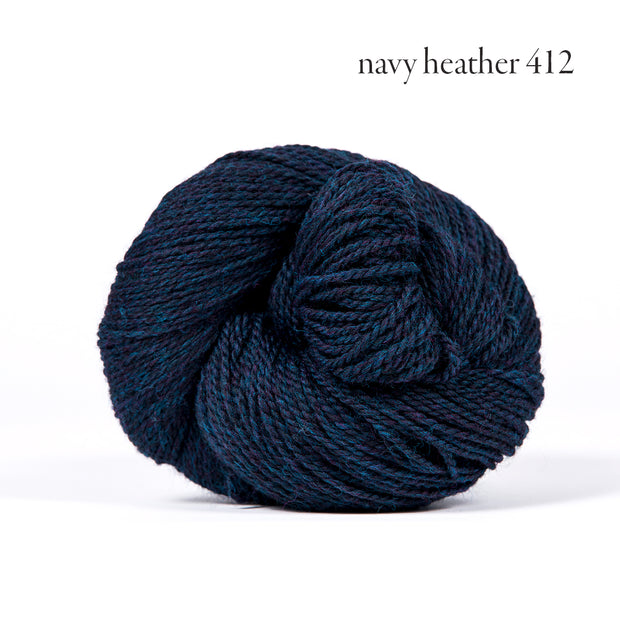 Scout Navy Heather 412
